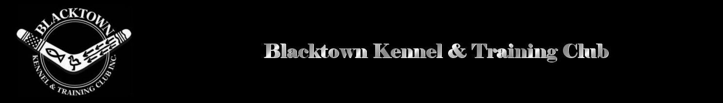 Blacktown Kennel and Training Club Inc (BK&TC)
